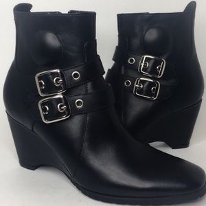 ICON Motorcycle Riding Boots Women's Size 7.5